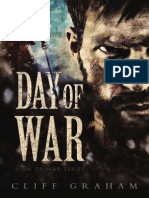 Day of War by Cliff Graham, Excerpt