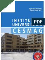 Reseña del programa de Ingeniería Electrónica I.U.CESMAG