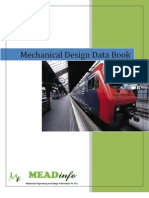 Mechanical Design Data Book
