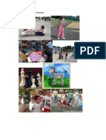 Juegos Tradicionales de Honduras