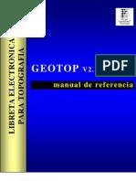 GEOTOP 2.1 Manual de Referencia