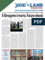 Librogame's Land Magazine Anno 6 numero 6 (62)
