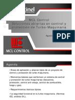 Control y protección de turbo-maquinaria(Sentinel TMC)