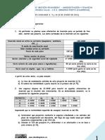 CONTROL DE GESTIÓN FINANCIERA TEMAS 8, 9 Y 10