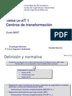 Tema 9_Centros de Trans for Mac