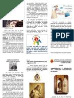 JUNIO - APOSTOLADO DE LA ORACIÓN - HAMBRIENTOS Y SEDIENTOS DEL CORAZÓN EUCARÍSTICO DE JESÚS
