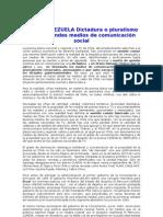 CHILE VENEZUELA Medios Com Para Dos