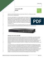 Cisco Small Business_Serie 300_Hoka de Datos