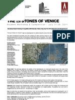 Venice - Workshop & Competition