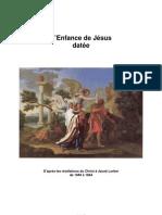 l'enfance de Jésus datée