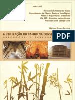 A utilização do bambu na construção civil