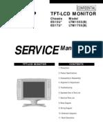 SAMSUNG LCD Service Manual Internal] _ ES15U