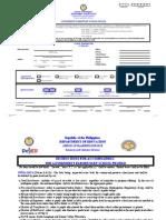 Government Elementary School Profile (GESP)