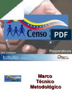 Presentacion Oficial Del Censo 2011
