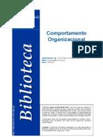 Comportamento Organizacional (Portuges)