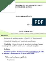 Slides_Aula_Equilíbrio Químico