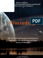 Proceedings 2011