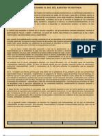 2.- Reflexion Sobre El Rol Del Profesor de Historia