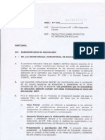 INSTRUCTIVO DE INTEGRACION 0191