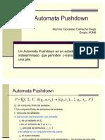 Automatas Pushdown