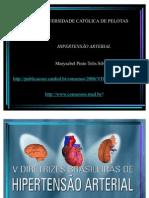Hipertensao- Revisao