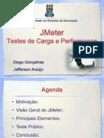 Apresentação JMeter