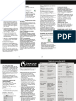 Quick Start Guide DNS 10 Spa