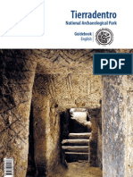 Tierradentro Archaeological Park. Guidebook.
