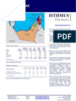 Isthmus Partners - GCC & UAE Overview - Two Page Flyer