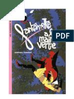 Fantomette à la main verte Georges Chaulet