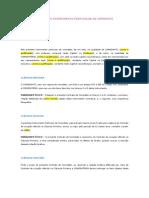 Contrato de Comodato Modelo