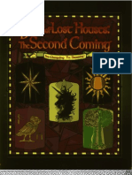 WOD - Changeling - The Dreaming - Book of Lost Houses