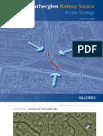 Pedestrian Access Strategy