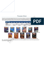 Treasure Diver Magazine Index with covers