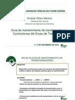 CE A2-Guia de Mantenimiento de Transform Adores