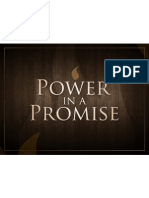 Power in a Promise - Sermon Title - 4:3