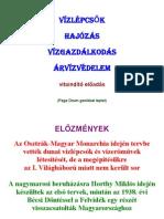 Héjjas István - Vízlépcsők