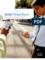 Cisco Global Threat Report 1Q2011