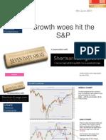 The S&P 9th June 2011 S&L