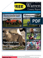 The Mid June, 2011 edition of Warren County Report