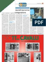 Ricette per la ripresa dell'economia nell'Italia in piena stagnazione