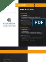 CRIM Plan de Estudios de Criminología y Ciencias Forenses