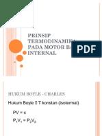 02 Pres_prinsip Termodinamika Pada Motor Bakar Internal