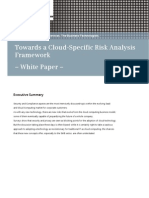 Cloud Security Whitepaper PDF e