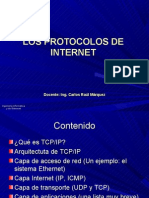 Semana III Clase Protocolos de Internet