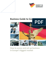 Download Business Guide to Germany