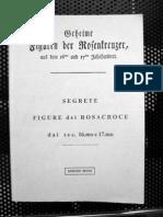 Segrete Figure Rosacroce (traduzione italiana)