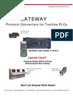 Toshiba Protocol Converters