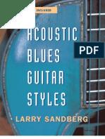 Acoustic.blues.guitar.styles