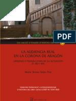 La Audiencia Real Corona de Aragon